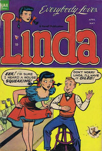 Cover Thumbnail for Linda (Farrell, 1954 series) #1