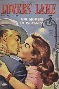 Cover Thumbnail for Lovers' Lane (Lev Gleason, 1949 series) #18