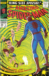 Cover Thumbnail for The Amazing Spider-Man Annual #5 [JC Penney Marvel Vintage Pack] (Marvel, 1994 series)