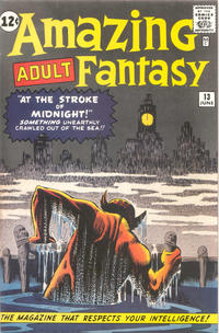Cover Thumbnail for Amazing Adult Fantasy #13 [JC Penney Marvel Vintage Pack] (Marvel, 1994 series) #[nn]