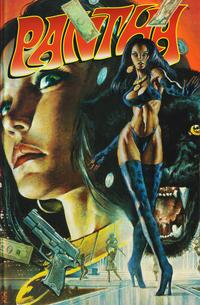 Cover Thumbnail for Vampirella (Harris Comics, 2001 series) #7 [Pantha Cover]