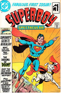 Cover Thumbnail for Superboy Spectacular (DC, 1980 series) #1 [Giveaway Edition]