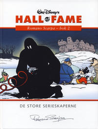 Cover Thumbnail for Hall of Fame (Hjemmet / Egmont, 2004 series) #[12] - Romano Scarpa 2
