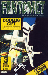 Cover Thumbnail for Fantomet (Semic, 1976 series) #10/1978