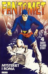 Cover Thumbnail for Fantomet (Semic, 1976 series) #9/1978