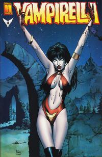Cover Thumbnail for Vampirella (Harris Comics, 2001 series) #13 [Gary Frank Cover]
