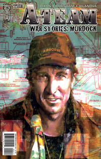 Cover Thumbnail for A-Team: War Stories: Murdock (IDW, 2010 series)