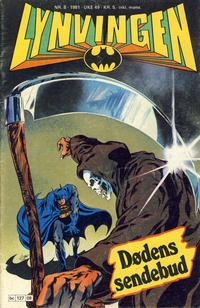 Cover Thumbnail for Lynvingen (Semic, 1977 series) #8/1981