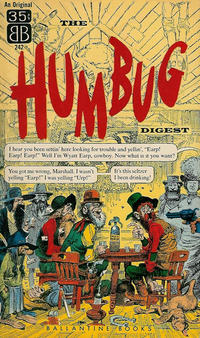 Cover Thumbnail for The Humbug Digest (Ballantine Books, 1957 series)