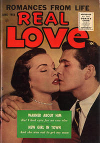 Cover Thumbnail for Real Love (Ace Magazines, 1949 series) #74