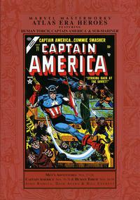Cover Thumbnail for Marvel Masterworks: Atlas Era Heroes (Marvel, 2007 series) #2 [Regular Edition]