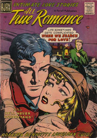 Cover Thumbnail for All True Romance (Farrell, 1955 series) #4 [32]