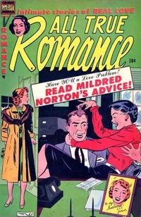 Cover Thumbnail for All True Romance (Comic Media, 1951 series) #16