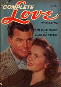 Cover Thumbnail for Complete Love Magazine (Ace Magazines, 1951 series) #v30#1 [175]