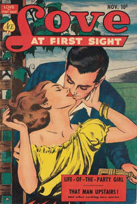 Cover Thumbnail for Love at First Sight (Ace Magazines, 1949 series) #12