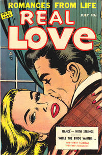Cover Thumbnail for Real Love (Ace Magazines, 1949 series) #38