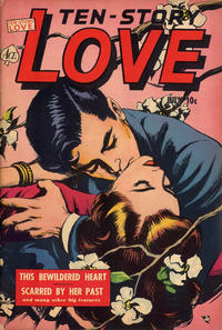 Cover Thumbnail for Ten-Story Love (Ace Magazines, 1951 series) #v30#3 [183]