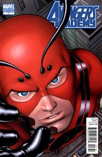 Cover Thumbnail for Avengers Academy (Marvel, 2010 series) #7 [McGuinness Variant]