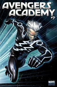 Cover Thumbnail for Avengers Academy (Marvel, 2010 series) #7 [Tron Variant]