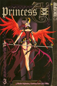 Cover Thumbnail for Princess Ai (Tokyopop, 2004 series) #3