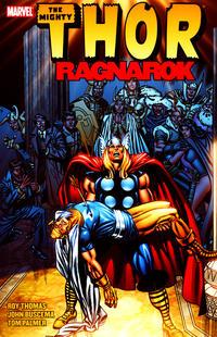 Cover Thumbnail for Thor: Ragnarok (Marvel, 2011 series)
