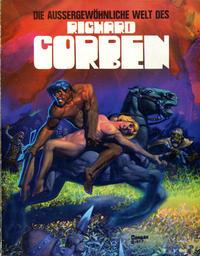 Cover Thumbnail for Die aussergewöhnliche Welt des Richard Corben (Volksverlag, 1977 series) #[1]