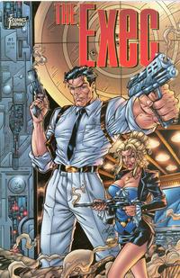 Cover Thumbnail for The Exec (Comics Conspiracy, 2001 series) #1
