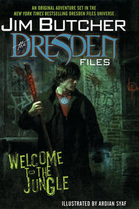 Cover Thumbnail for The Dresden Files: Welcome to the Jungle (Random House, 2008 series)