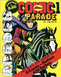 Cover Thumbnail for Melzers Comic Parade (Melzer, 1983 series) #1