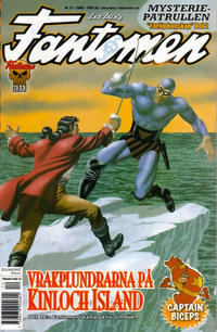 Cover Thumbnail for Fantomen (Egmont, 1997 series) #12/2006