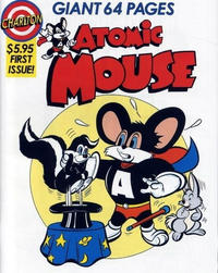 Cover Thumbnail for Atomic Mouse and Friends (Avalon Communications, 2002 series) #1