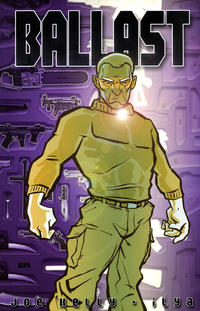 Cover Thumbnail for Ballast (Active Images, 2005 series)
