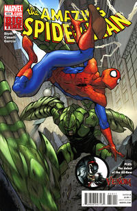 Cover Thumbnail for The Amazing Spider-Man (Marvel, 1999 series) #654