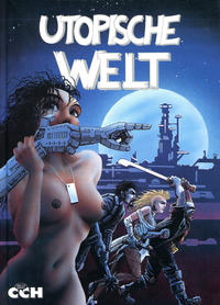 Cover Thumbnail for Utopische Welt (CCH - Comic Club Hannover, 1991 series) #2