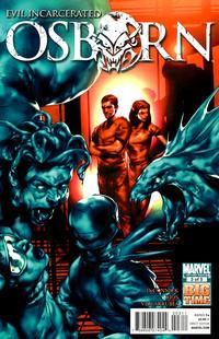 Cover Thumbnail for Osborn (Marvel, 2011 series) #3