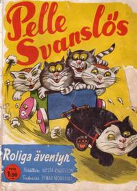 Cover Thumbnail for Pelle Svanslös (Folket i Bild, 1944 series) #1945