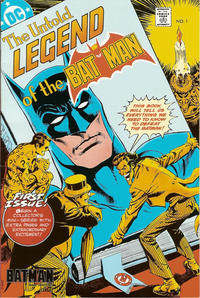 Cover Thumbnail for The Untold Legend of the Batman [Batman Cereal Edition] (DC, 1989 series) #1