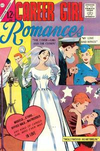 Cover Thumbnail for Career Girl Romances (Charlton, 1964 series) #24
