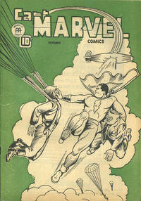 Cover Thumbnail for Captain Marvel Comics (Anglo-American Publishing Company Limited, 1942 series) #v2#10