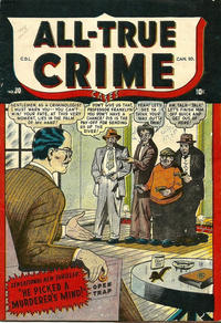 Cover Thumbnail for All True Crime Cases Comics (Bell Features, 1948 series) #30