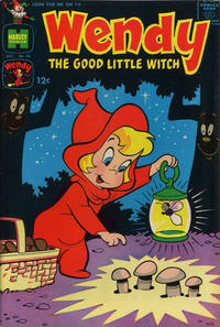 Cover Thumbnail for Wendy, the Good Little Witch (Harvey, 1960 series) #44