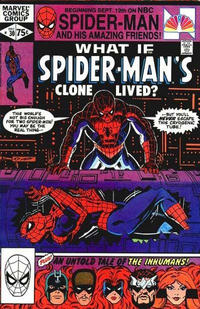 Cover for What If? (Marvel, 1977 series) #30 [direct edition]