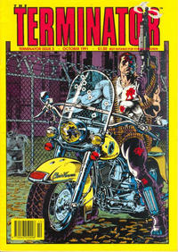 Cover Thumbnail for The Terminator (Trident, 1991 series) #3