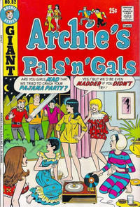 Cover Thumbnail for Archie's Pals 'n' Gals (Archie, 1952 series) #82