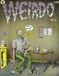 Cover for Weirdo (Last Gasp, 1981 series) #16
