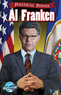 Cover Thumbnail for Political Power Al Franken (Bluewater / Storm / Stormfront / Tidalwave, 2010 series) #1