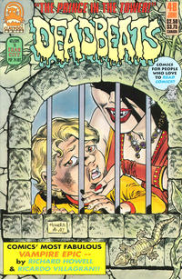 Cover Thumbnail for Deadbeats (Claypool Comics, 1993 series) #48