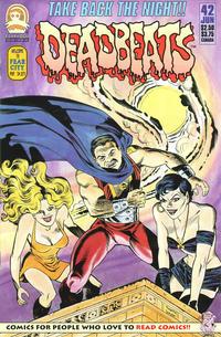 Cover Thumbnail for Deadbeats (Claypool Comics, 1993 series) #42