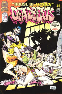 Cover Thumbnail for Deadbeats (Claypool Comics, 1993 series) #49