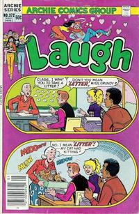 Cover Thumbnail for Laugh Comics (Archie, 1946 series) #372